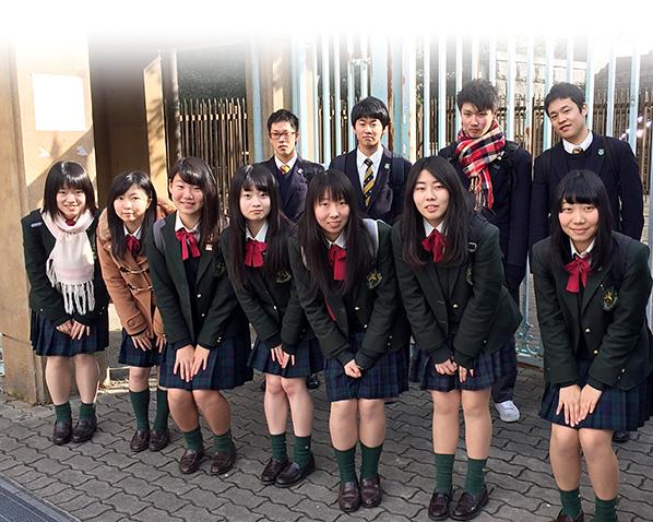 仙台育英学園高等学校(通信制)制服画像